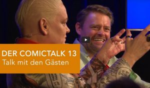 Der ComicTalk 13 – Intro