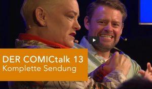 COMIC TALK 13