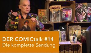COMICtalk 14