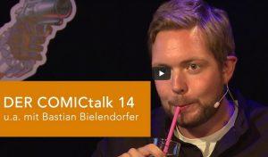 Der COMICtalk 14 Intro