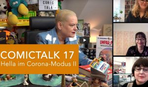 DER COMICtalk 17 – Intro