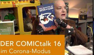 DER COMICtalk 16 – komplette Sendung