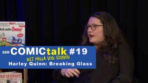 Harley Quinn : Breaking Glass – Jetzt kracht's! in DER COMICtalk #19