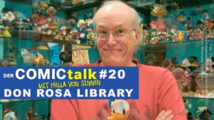 DON ROSA LIBRARY bei DER COMICtalk #20