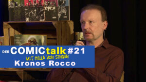 Kronos Rocco in DER COMICtalk #21