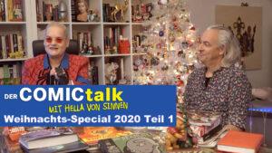 DER COMICtalk – Weihnachts-Special 2020 Teil 1
