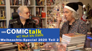 DER COMICtalk – Weihnachts-Special 2020 Teil 2