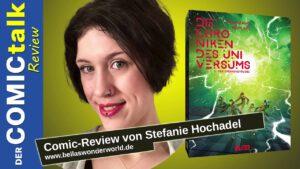 Chroniken des Universums | Comic-Review von Stefanie Hochadel