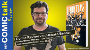 Deadly Class | Comic-Review von Hennes Bender