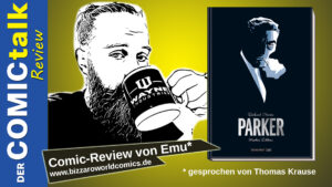 Parker | Comic-Review von Emu