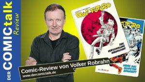 Dani Futuro | Comic-Review von Volker Robrahn