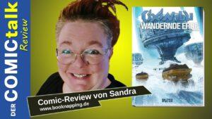 Wandernde Erde   Comic-Review von Sandra