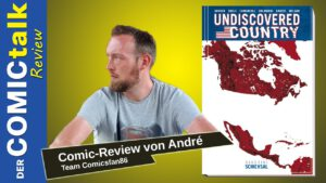 Undiscovered Country | Comic-Review von André