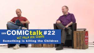 Something is killing the Children in DER COMICtalk #22