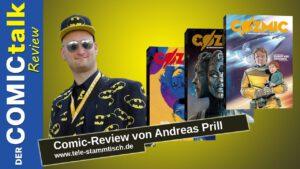 Cozmic | Comic-Review von Andreas Prill