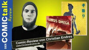 Tebori & Virus Omega   Comic-Review von Christian Endres