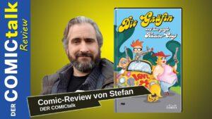 Die Gräfin | Comic-Review von Stefan Servos