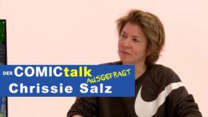 Chrissie Salz bei AUSGEFRAGT