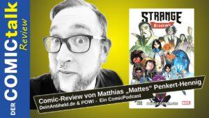 Strange Academy | Comic-Review von Mattes Penkert-Hennig