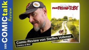 Mein Freund Toby  | Comic-Review von Steffen Volkmer