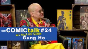 Gung Ho in DER COMICtalk 24