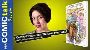 Nordische Mythen und Sagen | Comic-Review von Stefanie Hochadel