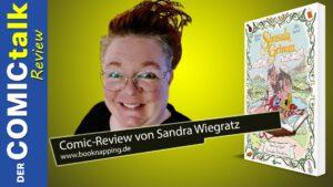 SimsalaGrimm: Hänsel und Gretel & Das tapfere Schneiderlein | Comic-Review von Sandra