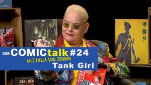 Tank Girl in DER COMICtalk 24