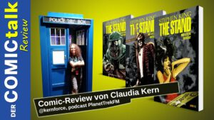 The Stand | Comic-Review von Claudia Kern