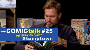 Stumptown in DER COMICtalk 25