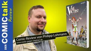 Vae Victis | Comic-Review von Philipp Lohmann