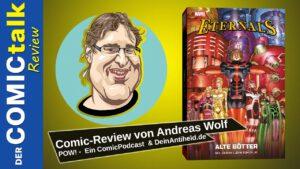 Eternals | Comic-Review von Andreas Wolf