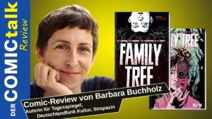 Family Tree | Comic-Review von Barbara Buchholz