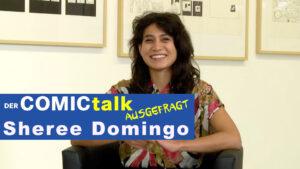 Sheree Domingo bei AUSGEFRAGT